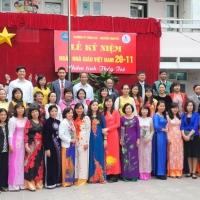 Đội ngũ giáo viên của trường