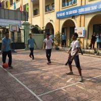 CHƯƠNG TRÌNH GIAO LƯU VỚI GV VÀ HS TRƯỜNG SINGAPORE 2018