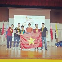 Học sinh trường Hồng Hà tham gia chương trình Asean student leadership conference Singapore 2018