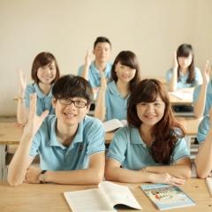 Trung học phổ thông Hồng Hà