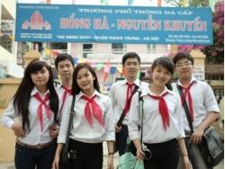 Trung học cơ sở Hồng Hà